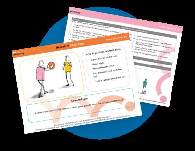 Example Primary School PE Plans